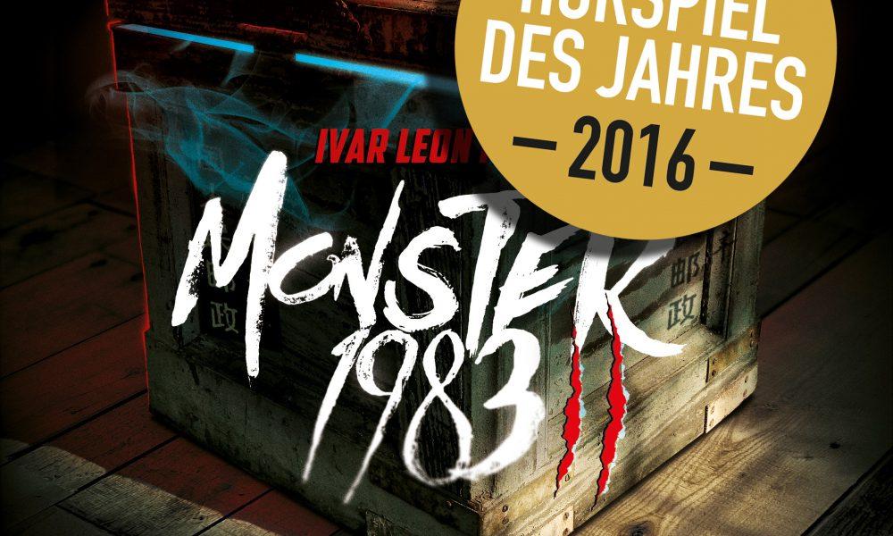 Monster1983-Staffel-2-Cover-Auszeichnung